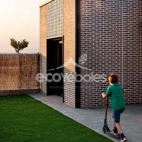 Casa Eficiente Energéticamente Viviendas Saludables